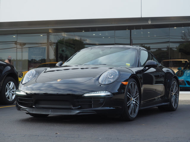 Certified Pre-Owned 2015 Porsche 911 Carrera 4S