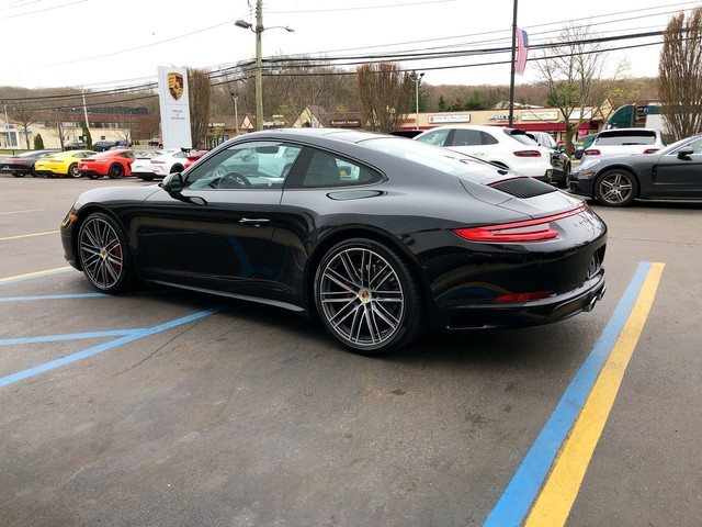 6662acfcc7b2c9 Certified Pre-Owned 2017 Porsche 911 Carrera 4S Coupe in Huntington ...