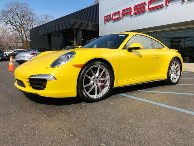 e0ffb01ce7bbd5 Certified Pre-Owned 2014 Porsche 911 Carrera 4S Coupe in Huntington ...