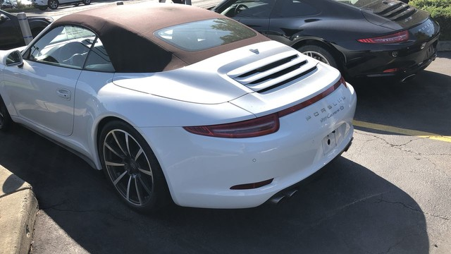 Certified Pre-Owned 2014 Porsche 911 Carrera 4S