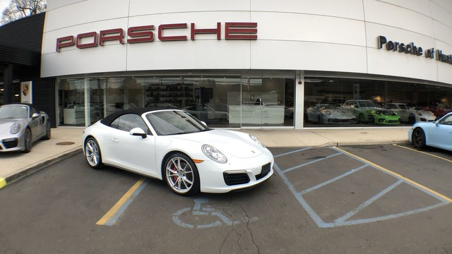 Used Porsche 911 2017 Huntington Station Ny