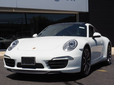 Certified Pre-Owned 2014 Porsche 911 Carrera 4