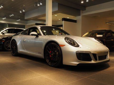 Certified Pre-Owned 2017 Porsche 911 Carrera GTS
